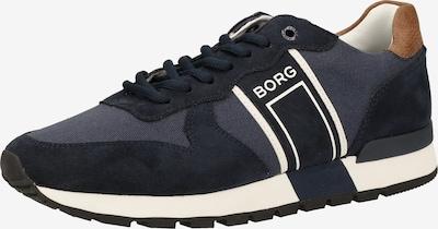 BJÖRN BORG Sneaker in navy / taubenblau, Produktansicht