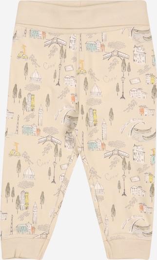 NAME IT Pantalon en beige / mélange de couleurs, Vue avec produit