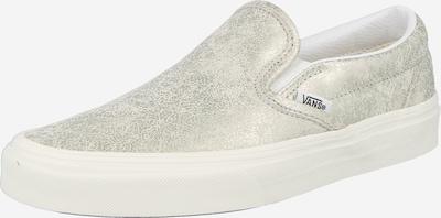 VANS Slip-on in de kleur Zilver, Productweergave