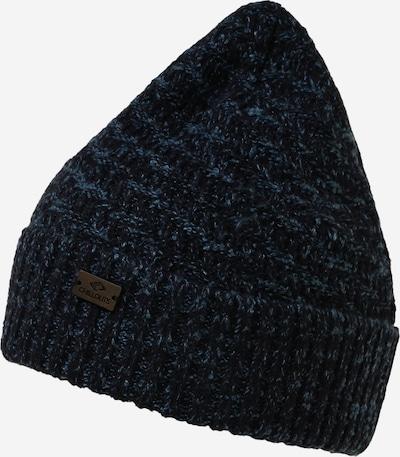 chillouts Mössa 'Jakob' i marinblå / svart, Produktvy