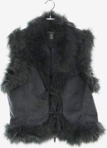 Bandolera Vest in L in Grey