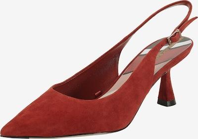 Ekonika Pumps 'ALLA PUGACHOVA' in rot, Produktansicht