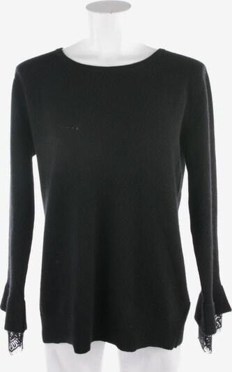 Mrs & Hugs Pullover / Strickjacke in S in schwarz, Produktansicht
