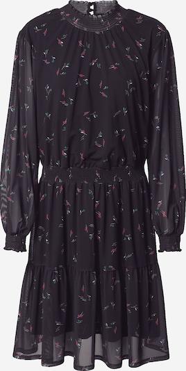 ESPRIT Kleid in petrol / cranberry / schwarz, Produktansicht