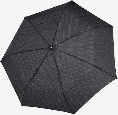 Doppler Parapluie en beige / gris, Vue avec produit