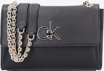 Calvin Klein Õlakott, värv must