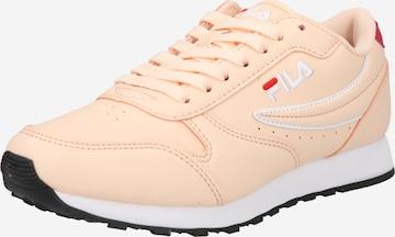 FILA Sneaker low 'Orbit' i beige