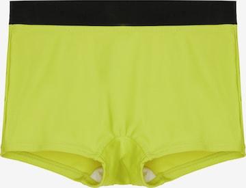 Gulliver Swim Trunks in Yellow