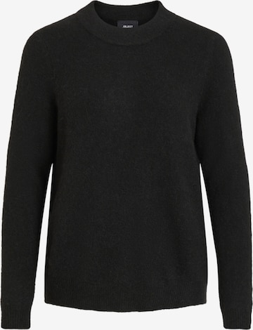 OBJECT Pullover in Schwarz