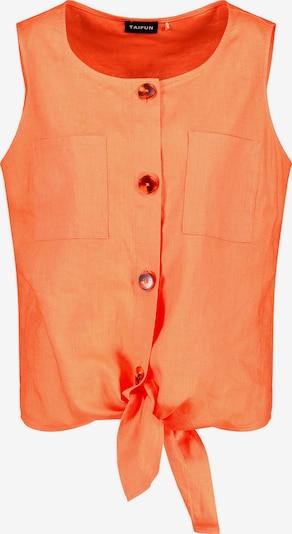 TAIFUN Bluse in orange, Produktansicht