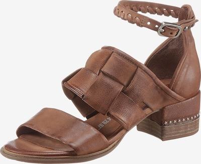 Sandale cu baretă 'Moraine' A.S.98 pe maro, Vizualizare produs