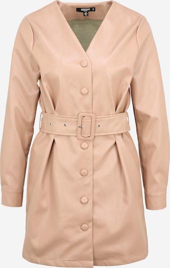 Missguided (Petite) Kleid in puder, Produktansicht