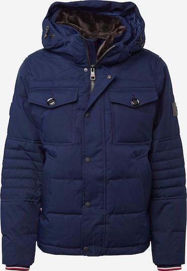 TOMMY HILFIGER Winterjacke in dunkelblau, Produktansicht