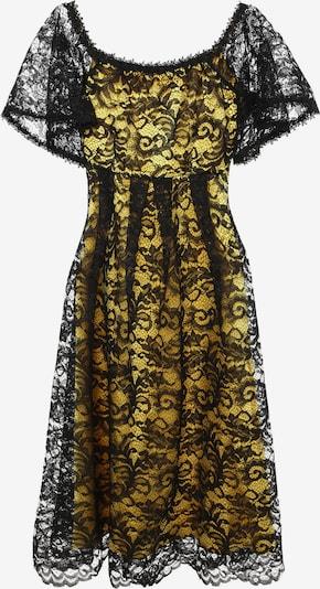 Madam-T Jurk 'Jovana' in de kleur Zwart, Productweergave