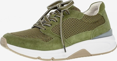 GABOR Sneaker in grün, Produktansicht