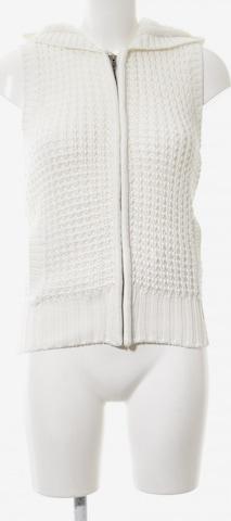 Q/S by s.Oliver Vest in S in White