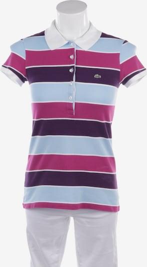 LACOSTE Shirt in XS in mischfarben, Produktansicht