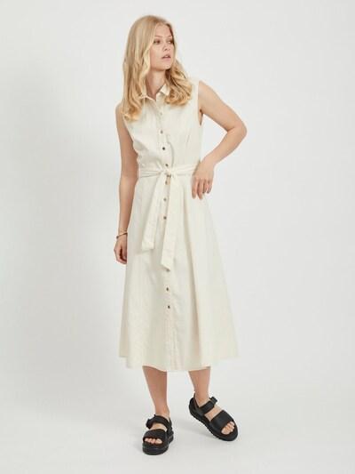 OBJECT Kleid in weiß, Modelansicht
