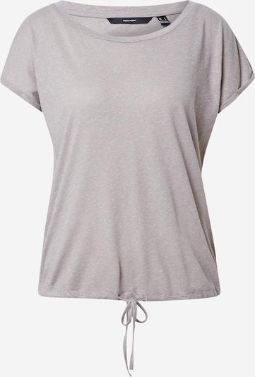 VERO MODA Camiseta 'LUA' en gris moteado, Vista del producto