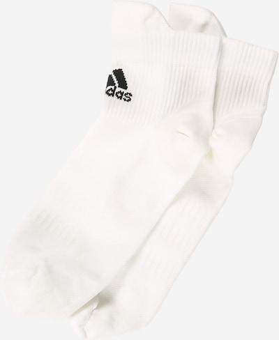 ADIDAS PERFORMANCE Skarpety sportowe w kolorze czarny / białym, Podgląd produktu