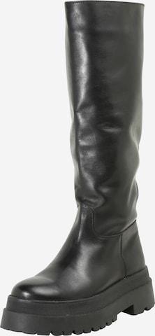 LeGer by Lena Gercke Boots 'Fabia' in Black