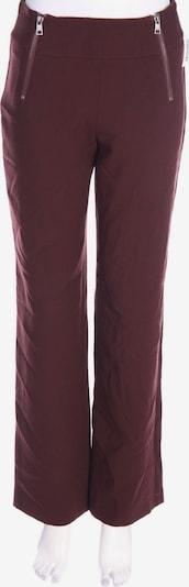 TAIFUN Pants in S in Plum, Item view