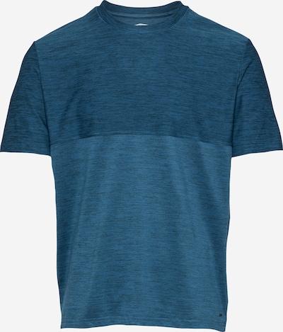 KILLTEC Sporta krekls 'Alfred' zils / debeszils, Preces skats