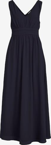 VILA Večerné šaty 'Milina' - Modrá