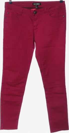 XXI Röhrenjeans in 32-33 in pink, Produktansicht
