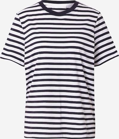 BOSS T-Shirt 'Ecosa' in schwarz / weiß, Produktansicht