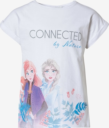 Disney Die Eiskönigin T-Shirt in Weiß
