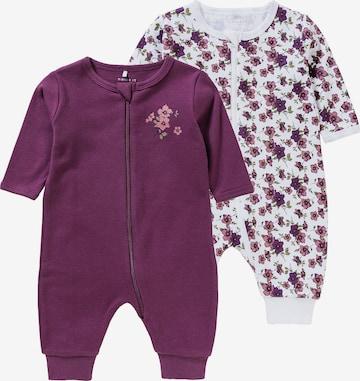 NAME IT Pajamas in Purple