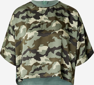 Maglietta 'ANNALISA' Pepe Jeans di colore cachi / oliva / menta / nero, Visualizzazione prodotti