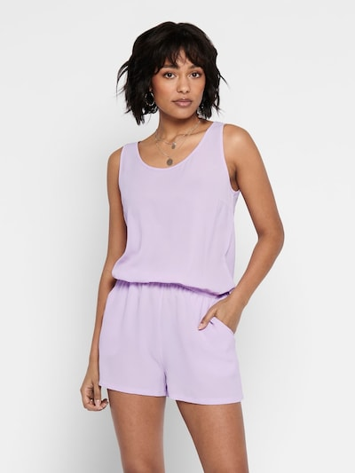 ONLY Jumpsuit in lila, Modelansicht