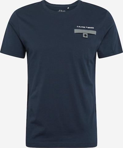 Tricou s.Oliver pe marine, Vizualizare produs