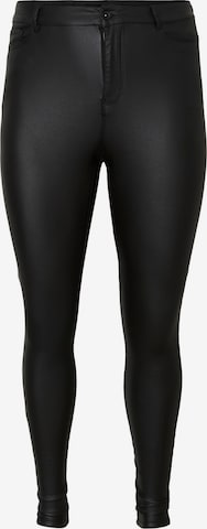 Pantalon 'Lora' Vero Moda Curve en noir