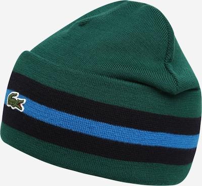 LACOSTE Hue i blå / grøn / sort, Produktvisning