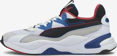 Sneaker bassa PUMA di colore blu / nero / bianco, Visualizzazione prodotti