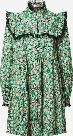 Custommade Košulja haljina 'Luna' u zelena / miks boja, Pregled proizvoda