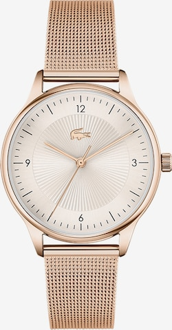 LACOSTE Analog Watch in Pink