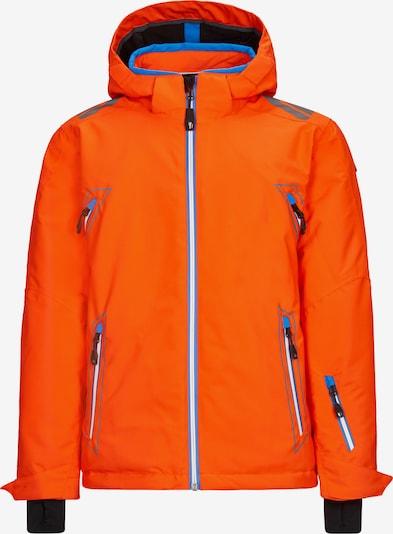 KILLTEC Kurtka outdoor 'Dalyn' w kolorze neonowa pomarańczam, Podgląd produktu