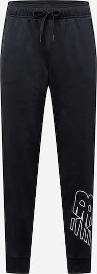 Pantaloni sportivi 'Tenacity' new balance di colore nero / bianco, Visualizzazione prodotti
