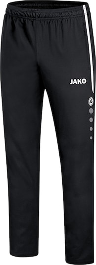 JAKO Workout Pants in Black, Item view
