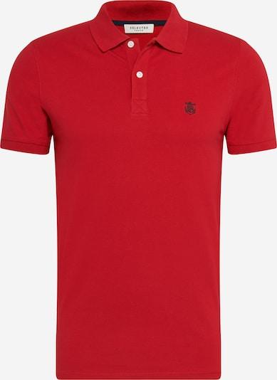 SELECTED HOMME Poloshirt 'Daro' in rot, Produktansicht