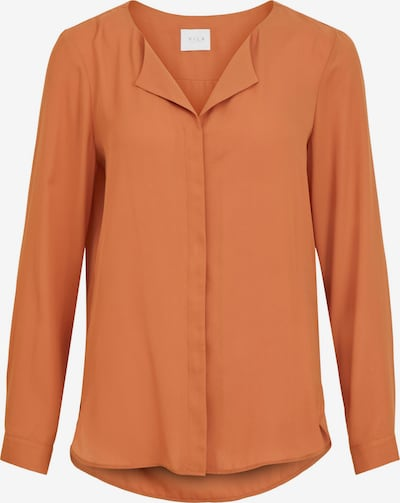 VILA Blouse in cognac / apricot, Item view