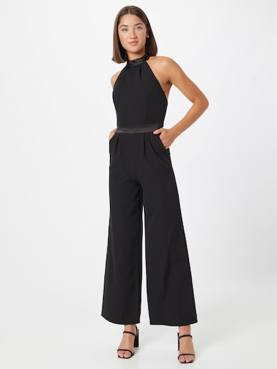WAL G. Jumpsuit 'HARRY' in Black, View model