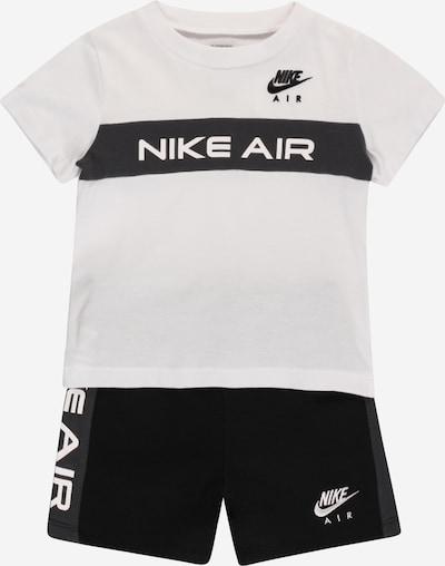 Îmbrăcaminte sport NIKE pe negru / alb, Vizualizare produs