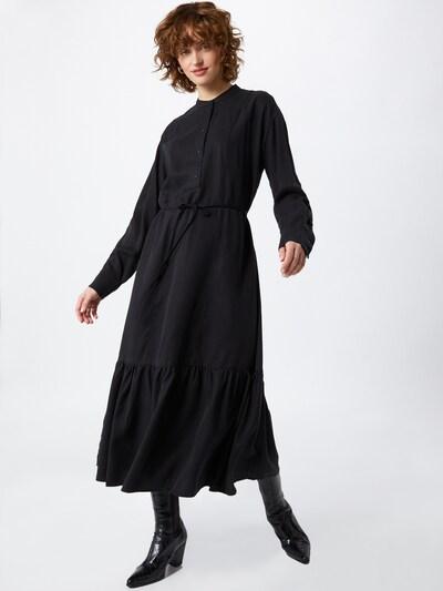 MOSS COPENHAGEN Kleid 'Norine Stephie' in schwarz, Modelansicht