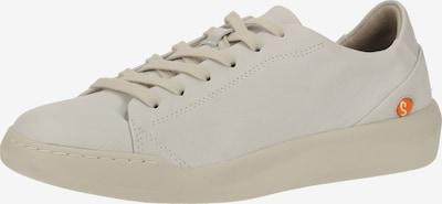 Softinos Sneaker in beige / weiß, Produktansicht