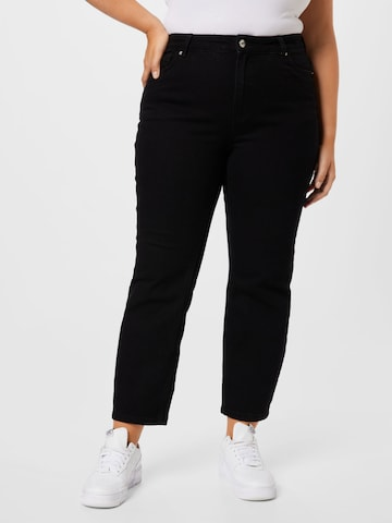 Vero Moda Curve Jeans 'BRENDA' in Schwarz